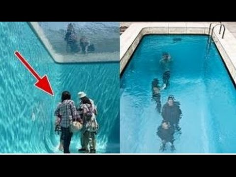 Pools You Won't Believe Exist