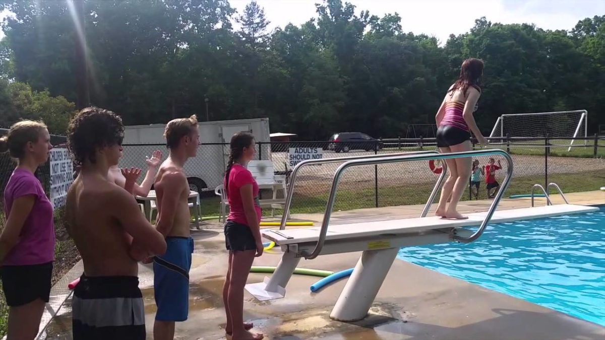 Hickory Cove Bible Camp – Pool Safety